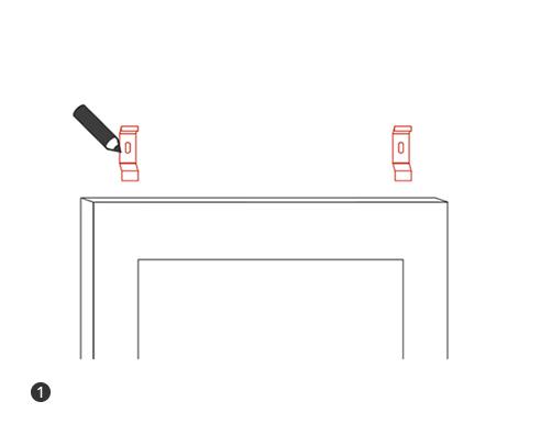 klemmfix rollo mit motiv oder bild montieren meinrollo. Black Bedroom Furniture Sets. Home Design Ideas